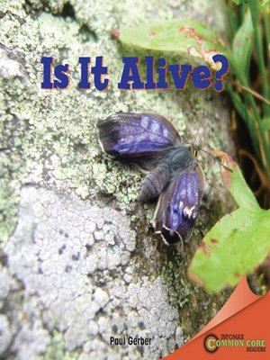 cover image of Is It Alive?